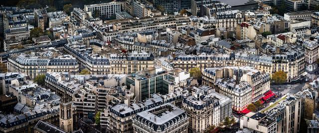 David Drebin, 'L'Angle au Rouge, Streets of Paris, France', 2013, CHROMA GALLERY