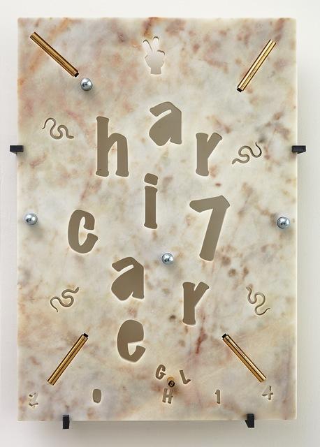 , '7 haircare,' 2014, Jonathan Viner