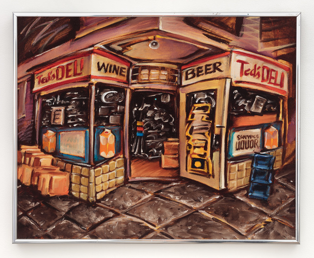 , 'Ted's Deli (Hayes and Masonic, San Francisco),' 1976-77, P.P.O.W