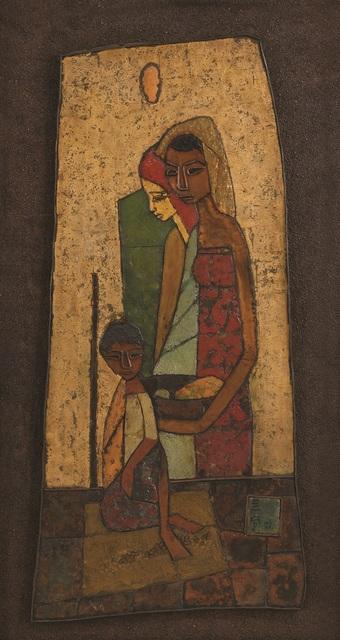 , 'Women and Child,' 1971, Art Agenda, S.E.A.