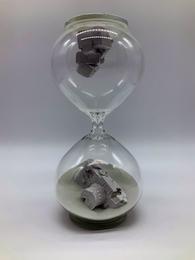 Hourglass (Blanc)