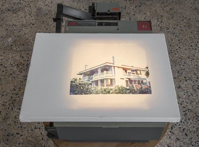 , 'Residencia Dr. Lopez da Silva,' 2017, Cristina Guerra Contemporary Art
