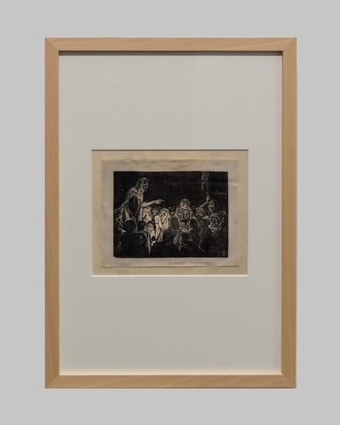 , 'Untitled 1,' 1947, Project 88