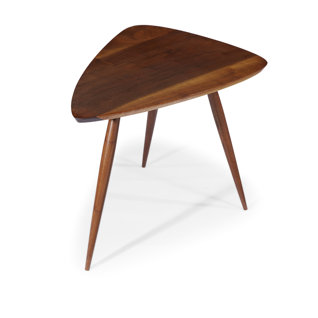 Phillip Lloyd Powell, 'Side Table, New Hope, Pennsylvania', Circa 1960, Design/Decorative Art, American Black Walnut, Freeman's