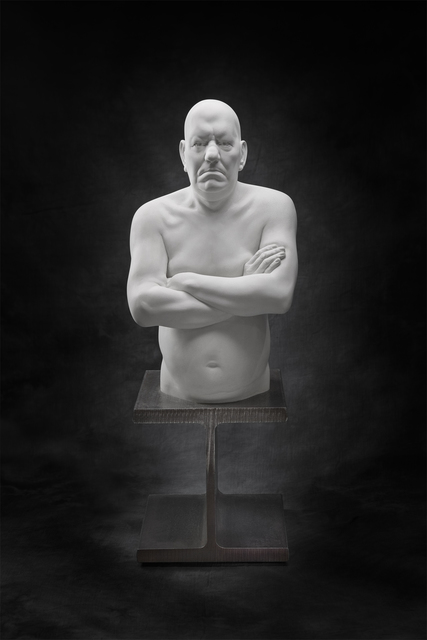 John Williams, 'Retired Steelworker', 2018, Maggio Art Consultancy