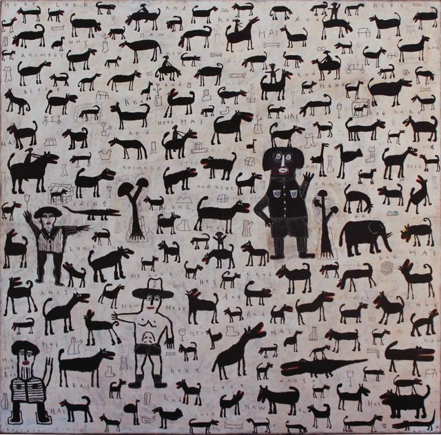 , 'Animal Kingdom,' 2017, Artemis Art