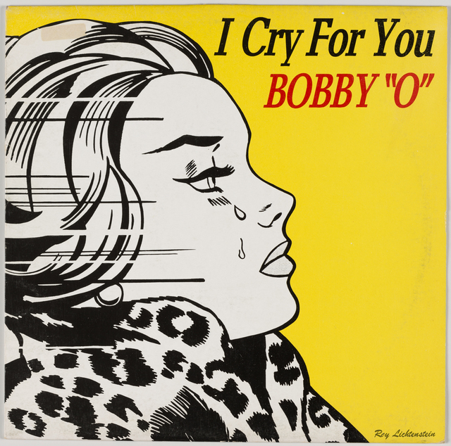 , 'Bobby O: I Cry For You,' 1983, David Klein Gallery