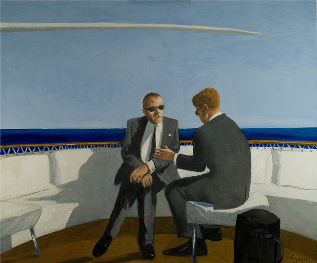 , 'Soft Rumors from the Gulfstream,' 2009, Art Of The World Gallery