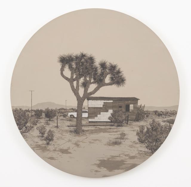 , 'Desert Hideaway,' 2015, Joshua Liner Gallery