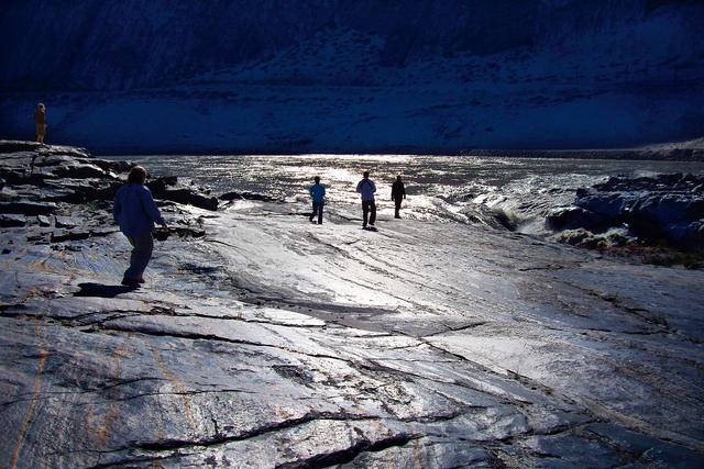 , 'Kangerlussaug Glacier Greenland,' 2007, Gallery Valentine