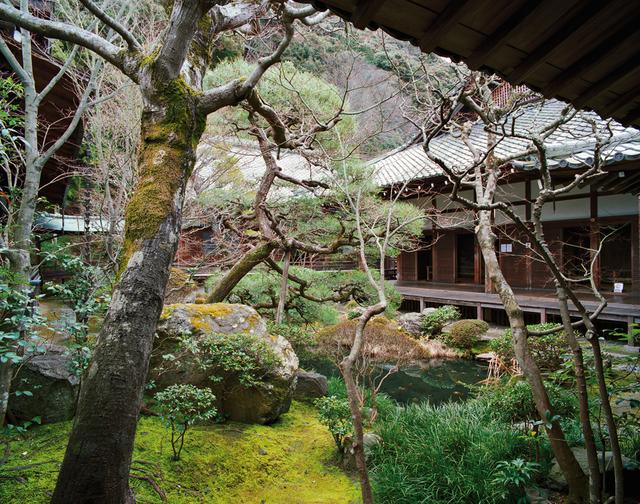 , 'Eikan-dō 3 East Kyoto 3 March 2009 (8:00–9:00),' 2009, Benrubi Gallery
