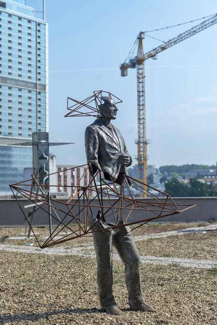 , 'Construction,' 2018, Elgiz Museum