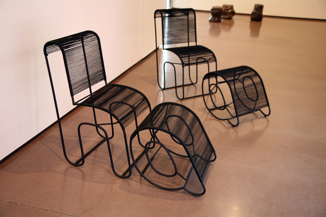 , 'Ha Ha Chairs (Pair),' , David Richard Gallery