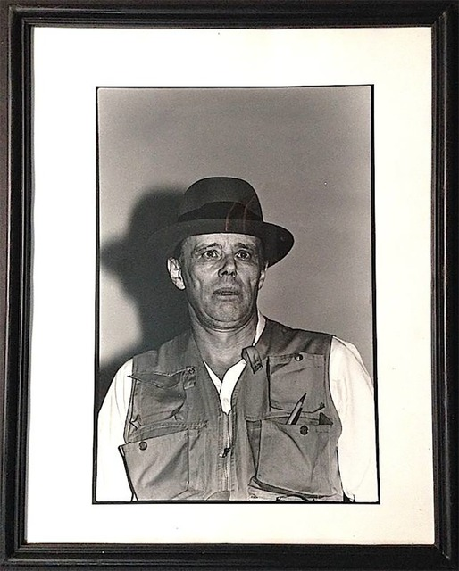 Paul Garrin, 'Joseph Beuys, at Cooper Union', 1980, IFAC Arts