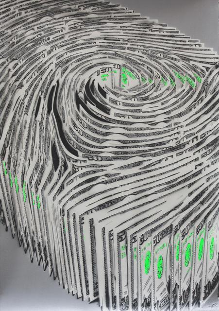 Kurar, 'Human finger print II', 2018, GCA Gallery