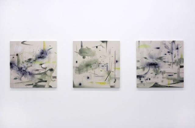 Shinpei Kusanagi, 'view from the platform', 2013, Altman Siegel