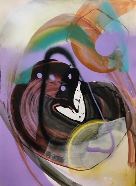 , '#02,' 2017, Gudberg Nerger