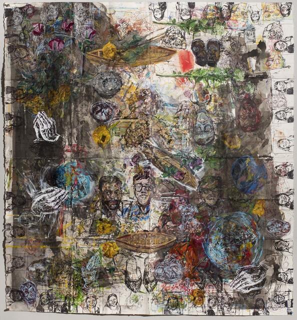 , 'Dark Prayer,' 2016, Betty Cuningham