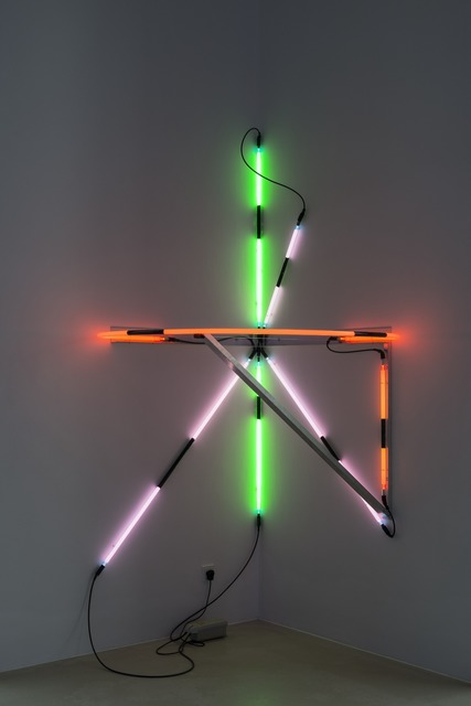 , 'Dot Dash Corner,' 1979/91, Häusler Contemporary
