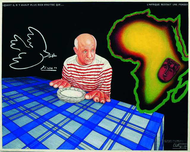 , 'Picasso,' 2000, RMN Grand Palais