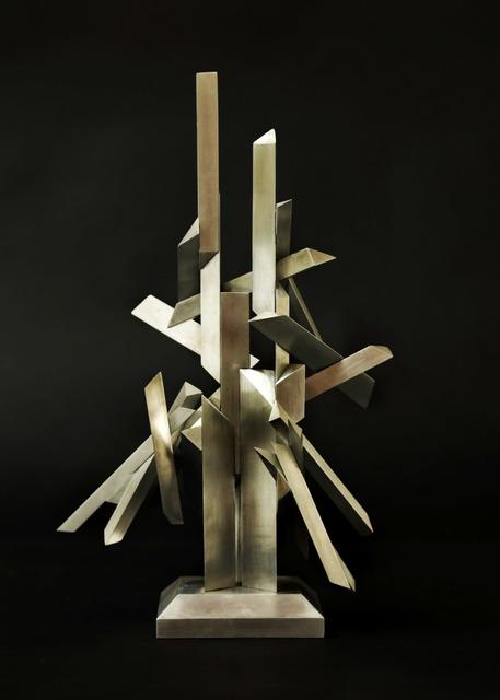 , 'Kabuki 1,' 2014, InLiquid