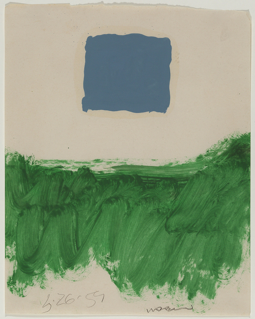 , 'Untitled,' 1959, Berry Campbell Gallery