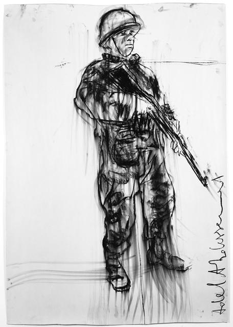 , 'Soldaten,' 2014, Christine König Galerie