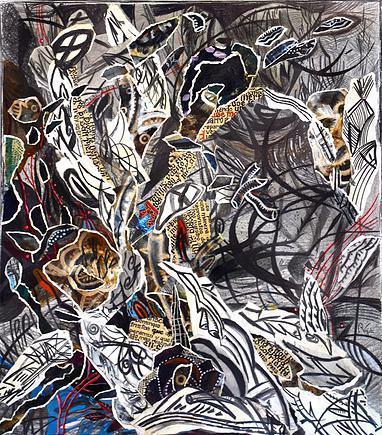 , 'Abstraction,' 2014, Studio 905 on Juniper