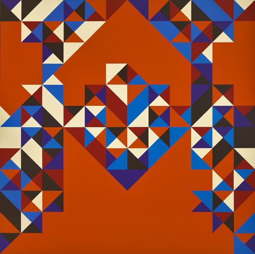 , '#5,' 1971, Louis Stern Fine Arts