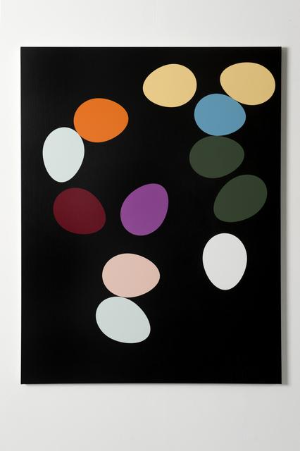 , 'Eggs Green ,' 2012, MARUANI MERCIER GALLERY