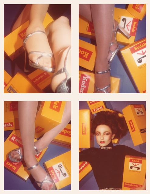 , 'Nina (Shoe Series),' 1976, Danziger Gallery