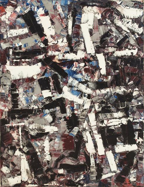 , 'Le Chant de l'Alouette,' 1955, Canadian Fine Arts