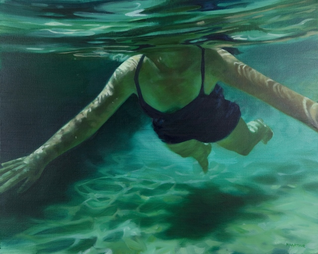 , 'The Shallow,' 2015, DECORAZONgallery