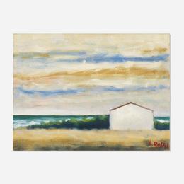 Ottone Rosai, 'Sea View,' c. 1958, Wright: Art + Design (February 2017)