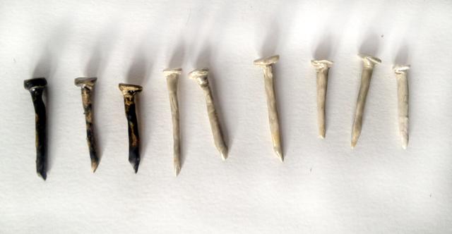 , 'Nails,' 2014, V1 Gallery