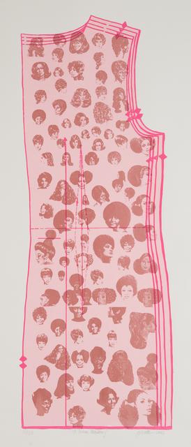 , 'No Pattern Necessary,' 2010, LatchKey Gallery