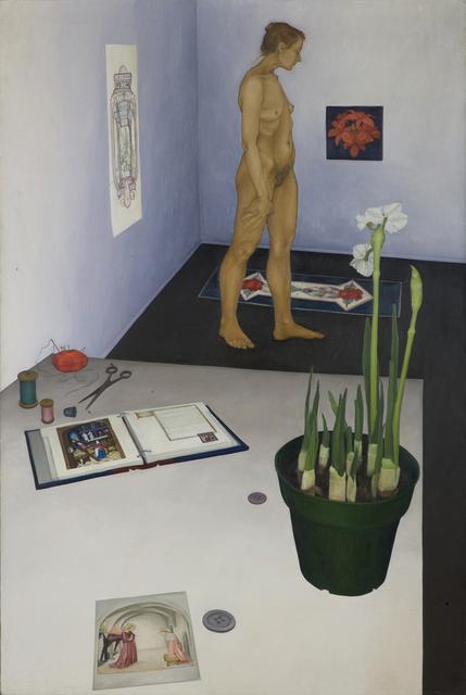 , 'Artist Studio (Spring),' 1993-1995, A.I.R. Gallery