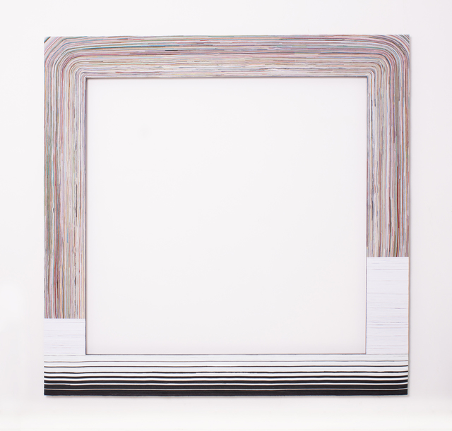 , 'Log: Horizon Sans Image,' 2016, Sullivan+Strumpf