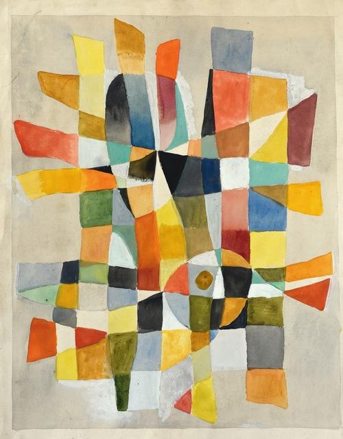 Carlos Carnero, 'Untitled', ca. 1957, Galería de las Misiones