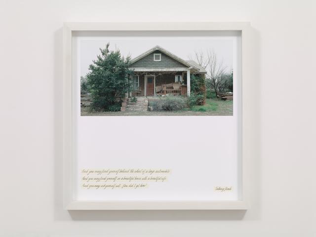 , 'Sunset Boulevard, Utah, #040,' 2014, Gazelli Art House