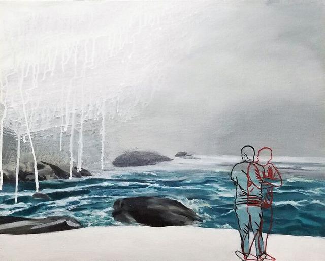 , 'The Ocean between us,' 2018, design art concepts