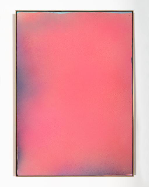 , 'Tut Pink,' 1965, Paul Kasmin Gallery