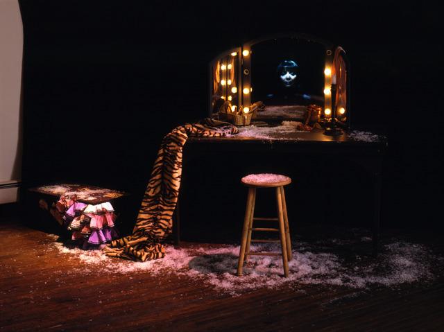 Eleanor Antin, 'Portrait of Antinova', 1986, Installation, Mixed media, Ronald Feldman Gallery