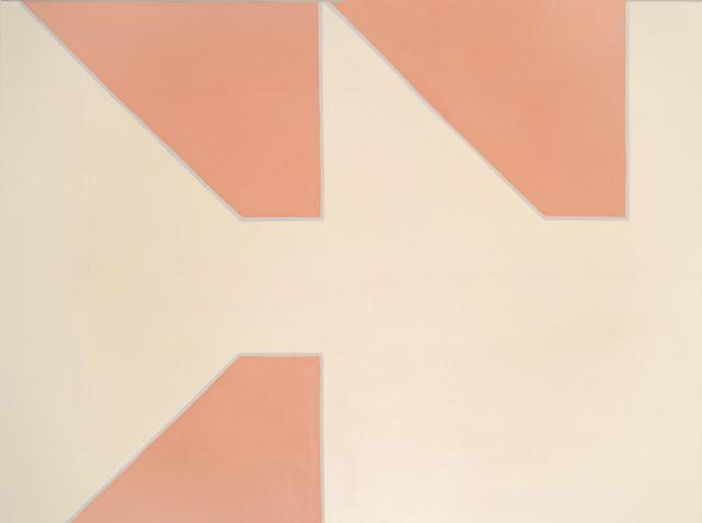 , '91 - 120 x 60 - B,' 1991, Andrew Kreps