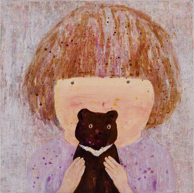 LO Chiao-Ling, 'Little Black Bear', 2019, Liang Gallery