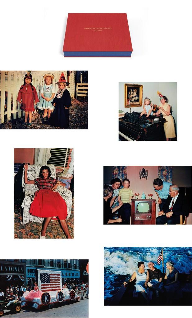Americans in Kodachrome