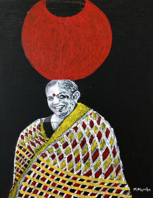 Mesuli Mamba, 'Shiva', 2019, Yebo Art Gallery