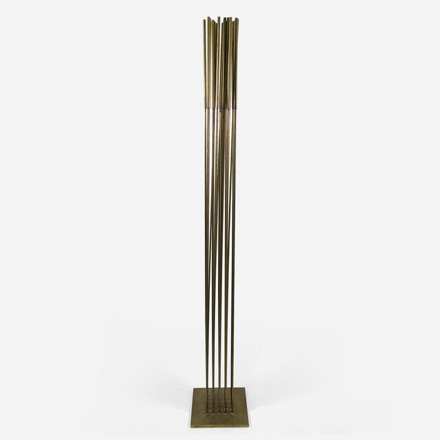 Harry Bertoia, 'Untitled (Sonambient)', c. 1974, Sculpture, Beryllium copper, brass, Artsy x Rago/Wright