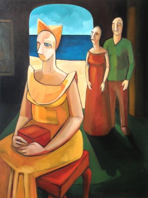 , 'The wedding gift ,' 2013, Wentworth Galleries