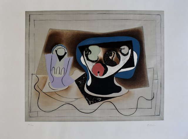 , 'Composition with Glass and Fruitbowl,' 1965, Gilden's Art Gallery